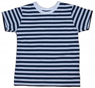 Dětské námořnické tričko krátký rukáv od vel.110 empty 93bdab3f68
